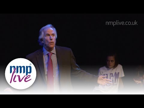 Henry Winkler OBE - Actor, director, producer and author – speaking clips