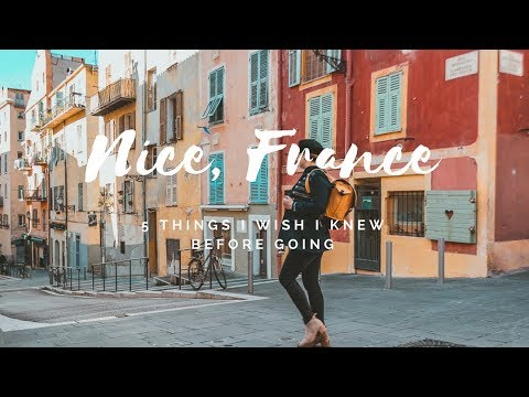 5 Things to Know Before Travelling to Nice, France - Travel Guide