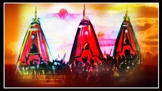How to Drawing Jagannath Puri Rath Yatra || The Chariot Festival at Jagannath Puri || Speed Drawing