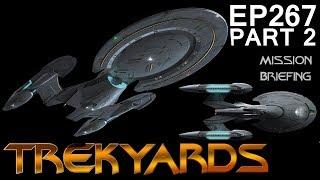 Trekyards EP278 - Enigma Class (Part 2)
