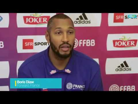 Boris Diaw full interview