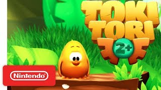 Toki Tori 2+ Launch Trailer - Nintendo Switch
