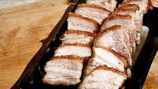 How to make the best Chinese Roasted Pork at home