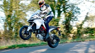 Ducati Multistrada 1200 Videos