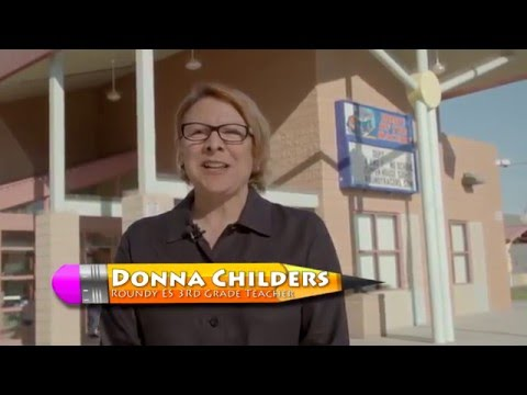 CCSD: Day In The Life Of Elementary- Donna Childers