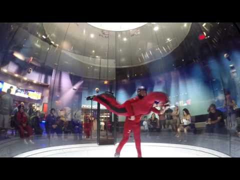 IFly Indoor Skydiving Fort Lauderdale (Jessica)