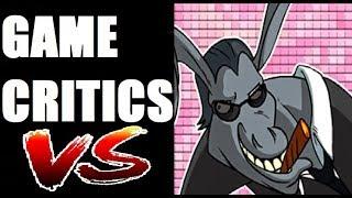 Game Critics VS Dunkey