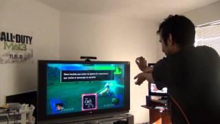 Kinect Kamehameha Dragon Ball Z