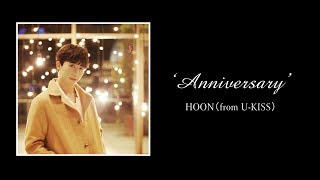 HOON(from U-KISS)×T&G / Anniversary thumbnail