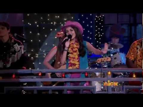 Victoria Justice feat Leon Thomas III  Heres 2 Us Show Version