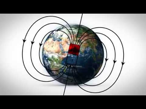 Science confirms Earth's magnetic field flipped rapidly