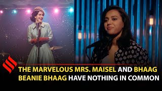 I befriended stand-up comedians for Bhaag Beanie Bhaag: Swara Bhasker | Cast Interview