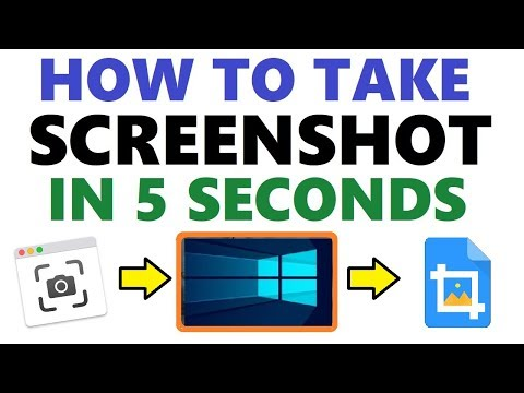 Download How to take a screenshot in Windows 10 (Print Screen