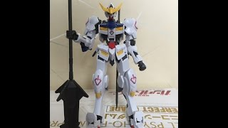 Gundam Barbatos (hg) Review