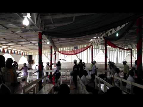Mass for Charles Taylor @Monrovia