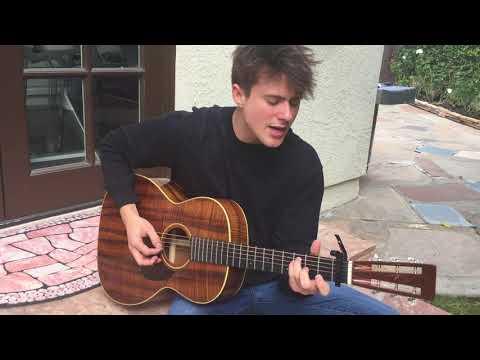 "Alec Benjamin's ""Outrunning Karma"" (Perez Hilton Performance)"