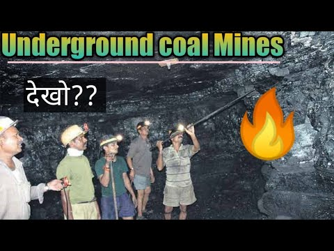 Haulage System In Underground Mining - My First Visit ||  In Hindi || India