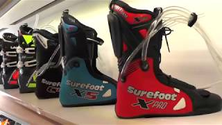 Custom Liner for Ski Boots - Surefoot