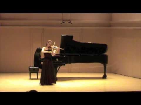 Chloe Trevor Beethoven Concerto: Allegro ma non troppo (part 2)