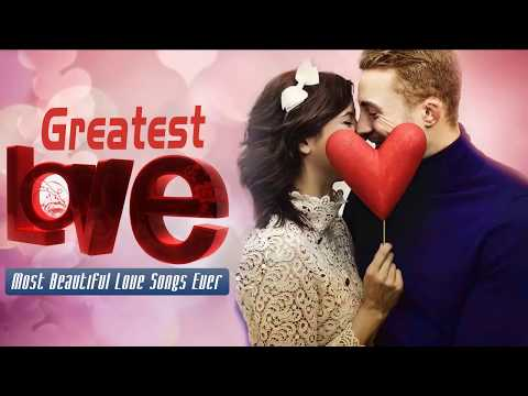 Greatest Beautiful Love Songs Of 80 90s Playlist -  Best Romantic Love Songs Collection