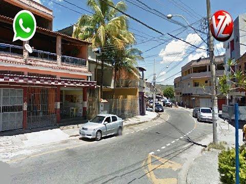 WhatsApp TV Voz - Porte ilegal de arma no bairro Santo Agostinho