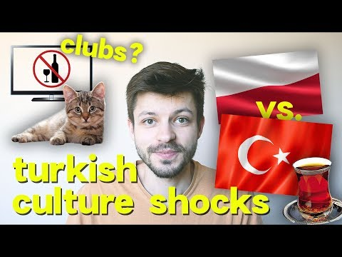 Turkish Culture Shocks & First Impressions About Turkey | VLOG