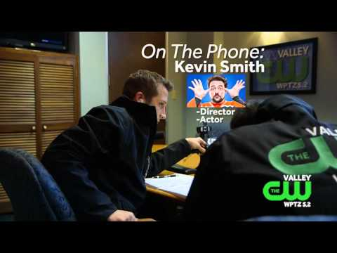 The Valley CW interviews actor Kevin Smith