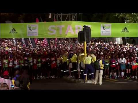 Old Mutual Two Oceans Marathon promo video 2013