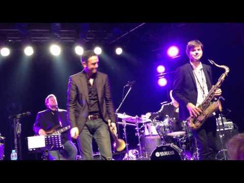 Till Brönner live @ Postbahnhof Berlin 05.12.2012 Konzert