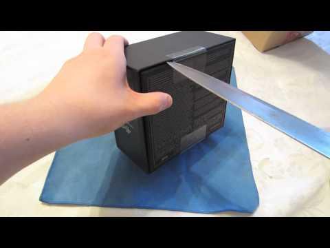Blackberry Bold 9900 Unboxing
