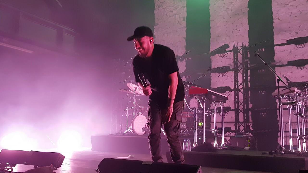Mike Shinoda Until It Breaks Front Row Cologne Köln 29 08 18 Youtube