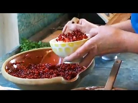 Recipe: Creamed rice with lingonberries