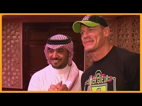First-ever WWE Live Event in Riyadh, Saudi Arabia