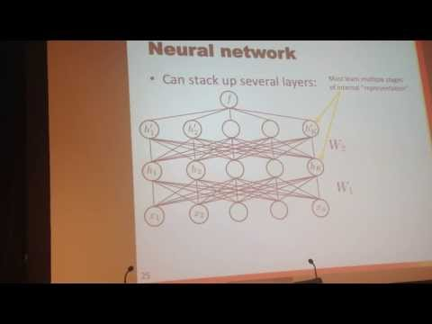 Machine Learning Discussion Group - Deep Learning w/ Stanford AI Lab (1 of 3)