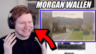 Morgan Wallen - More Than My Hometown REACTION!!