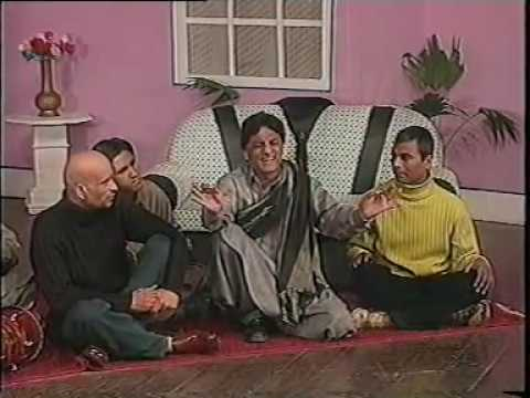 Punjabi Funny Qawali by Babbu Baral and shoki khan