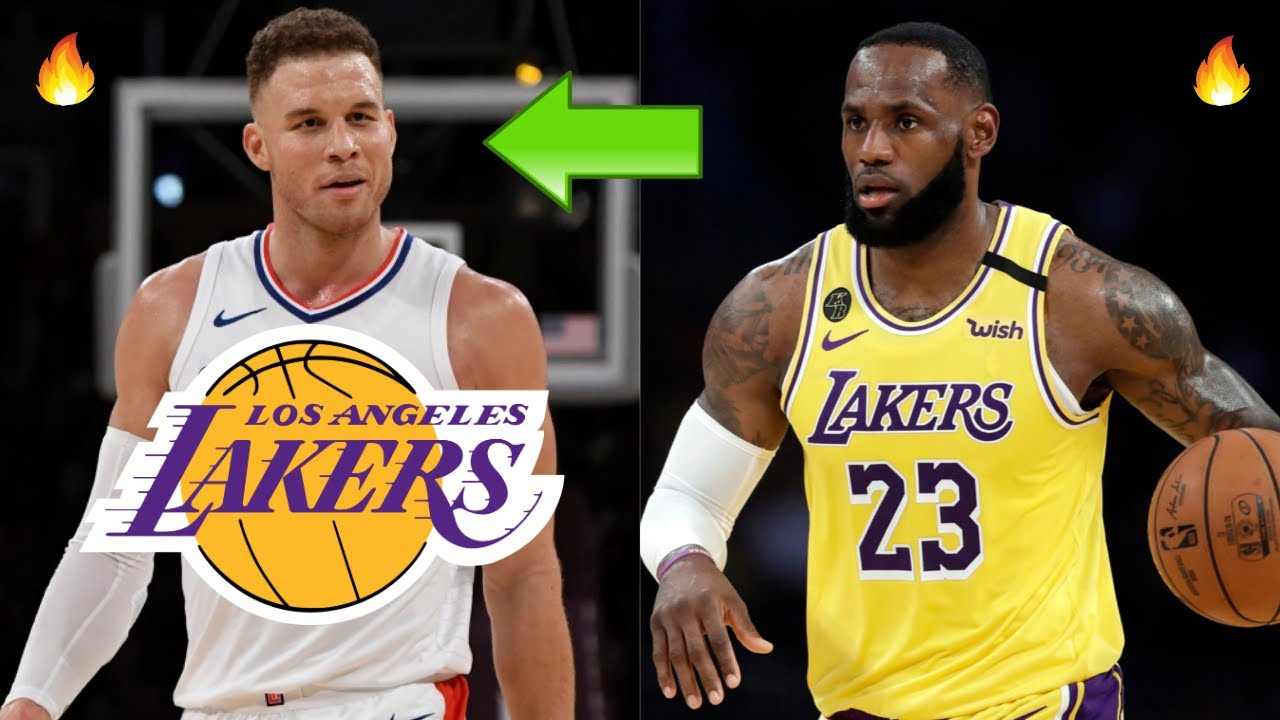 Download Los Angeles Lakers Blake Griffin Buyout Target Signing! | Perfect Fit After Anthony Davis Injury