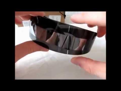 "Futuristic ""Visor"" Sunglasses--- Ameteur Glasses Review"