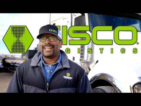 Why I love driving for the best Fracking logistics company
