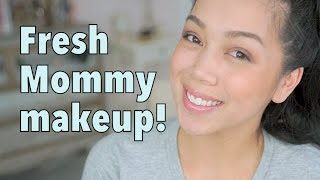 Quick and Easy Fresh Mommy Makeup! - itsjudytime