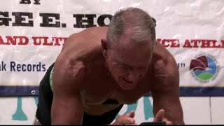 62-year-old breaks world record for holding plank for over 8 hours