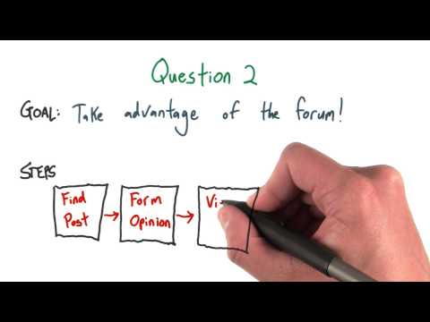 Question 2 - UX Design for Mobile Developers