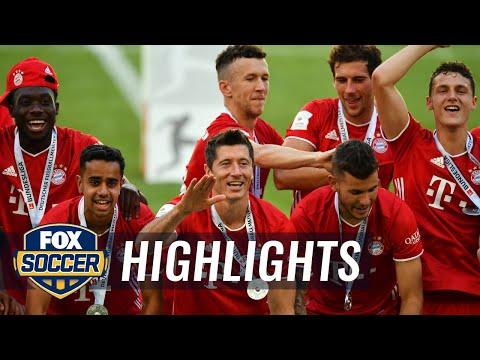 bayern-beats-wolfsburg,-lifts-bundesliga-trophy-for-8th-straight-year-|-2020-bundesliga-highlights