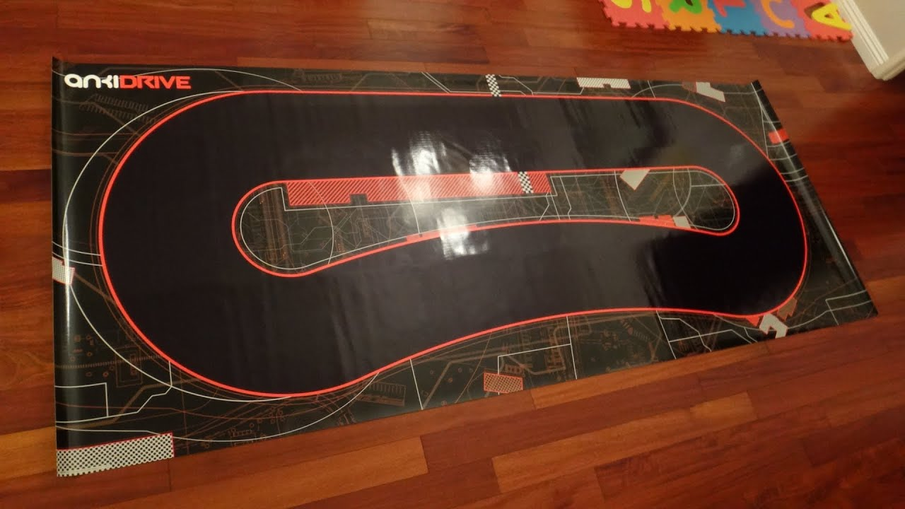 Anki Drive Anki Drive Starter Kit Unboxing And Play