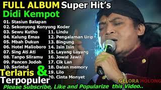 Album after hits Didi Kempot Stasiun balapan