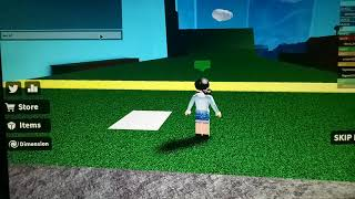 Playing with my friend Sparkle! Roblox Game!!!