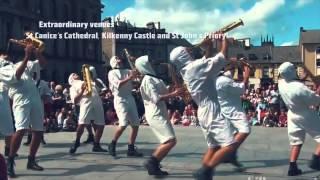 Kilkenny Arts Festival 2015 Tourism Ireland promo
