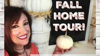 FALL HOME TOUR 2017 - Sugar Pie Farmhouse