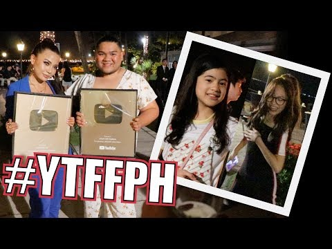 AWARDING NG GOLD PLAY BUTTON (+DANCE SHOWDOWN w/ NIANA & AC) | LC VLOGS #169