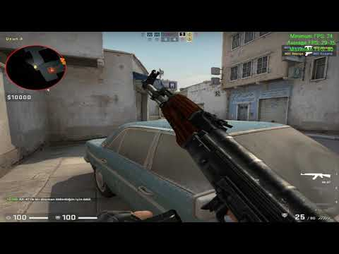 Counter Strike Global Offensive   Low End PC   Intel HD 4000   2021